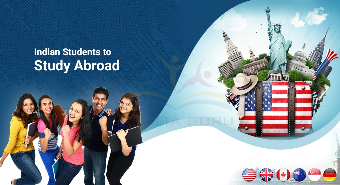 How to get scholarship to study abroad for Indian students