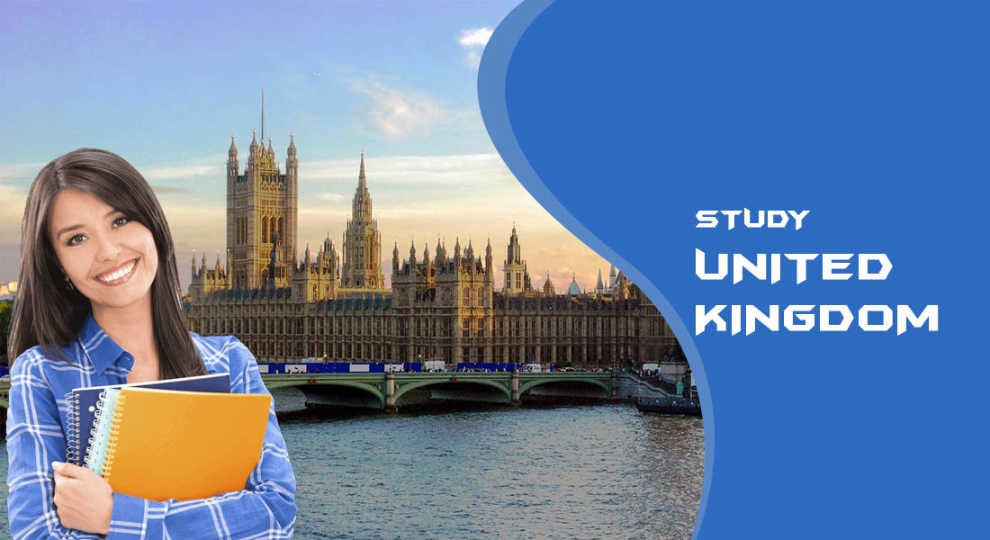 Study in UK, list of UK colleges