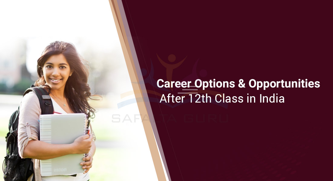 career options after 12th Class