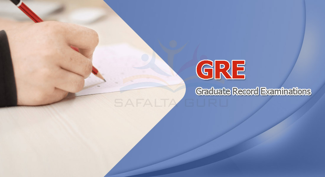 What is Graduate Record Examinations (GRE)?