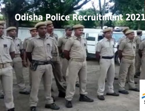 477 vacancies for the post of Sub-Inspector in Odisha Police, graduate candidates can apply.