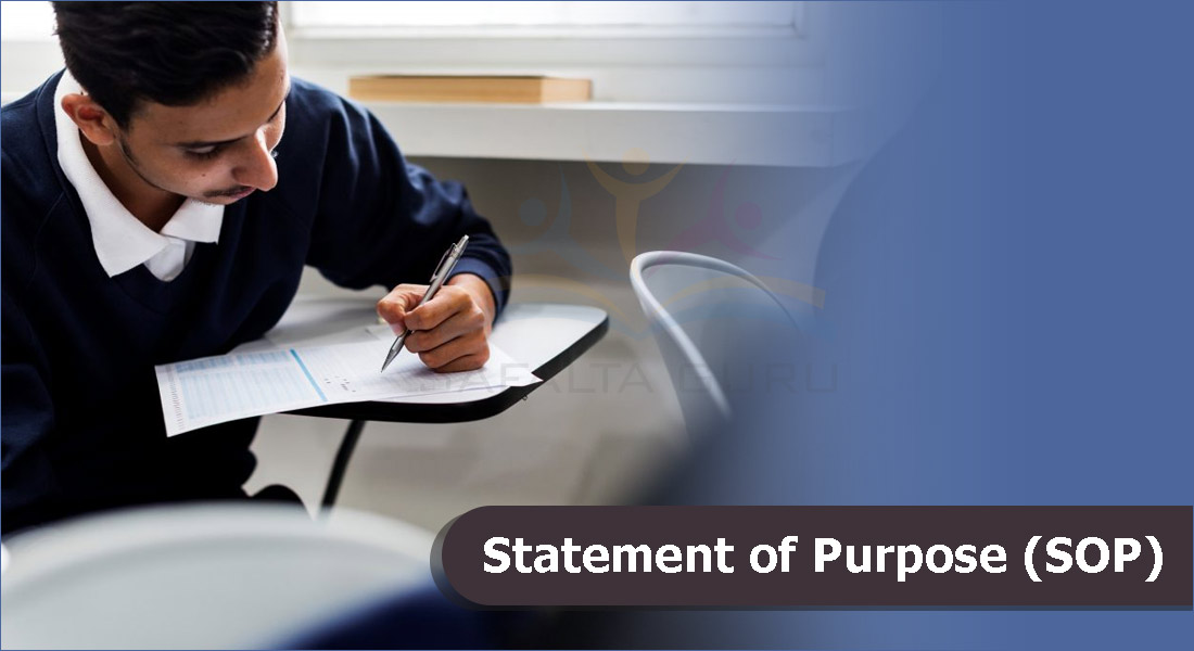 What is Statement of Purpose (SOP)
