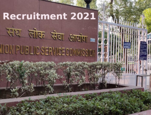 """UPSC ESIC Deputy Director Job 2021 for Graduate Candidates in Ministry of Labour and Employment. Here is a step-by-step guide for """"how to apply""""."""