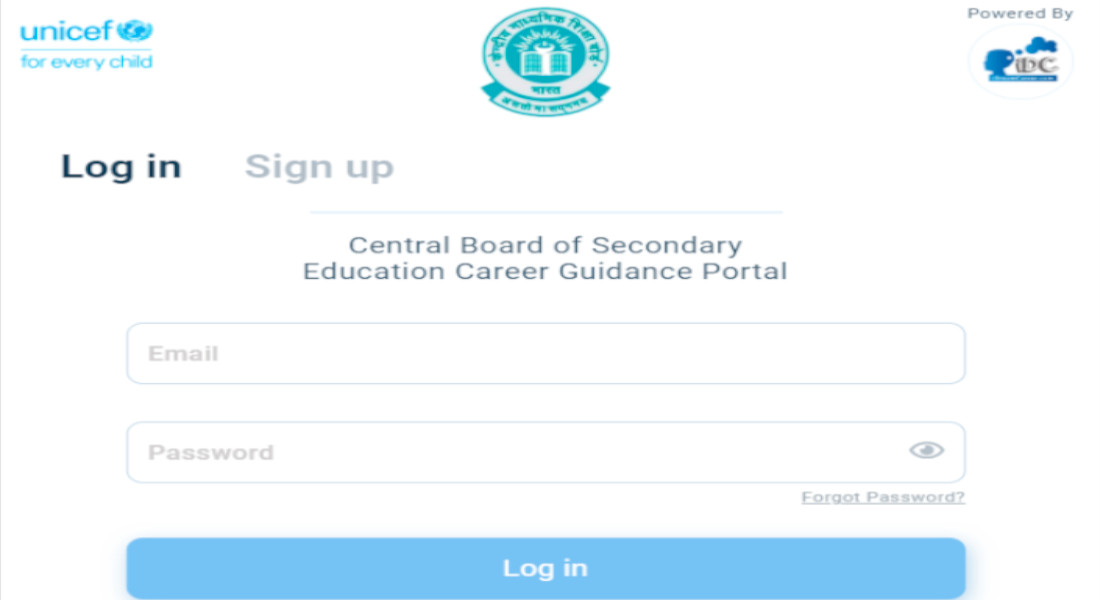 CBSE launched online career guidance and counselling portal for students