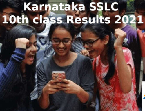 Karnataka Board announced SSLC Result 2021 for 10th Class today, download the result